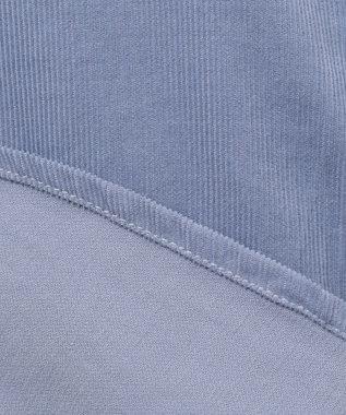 23区HOMME 【FORZA STYLE掲載】carlobassettiシャツコール シャツ サックスブルー系