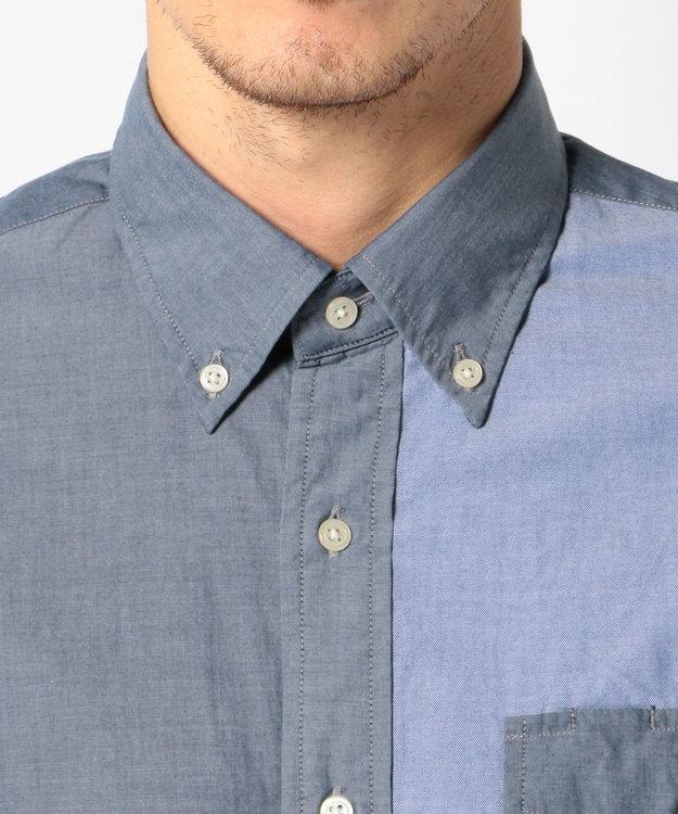 J.PRESS MEN 【WEB&一部店舗限定】クレイジー フロントカット シャツ