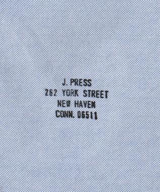 J.PRESS MEN ヴィンテージオックスクレイジー B.Dシャツ サックスブルー系8