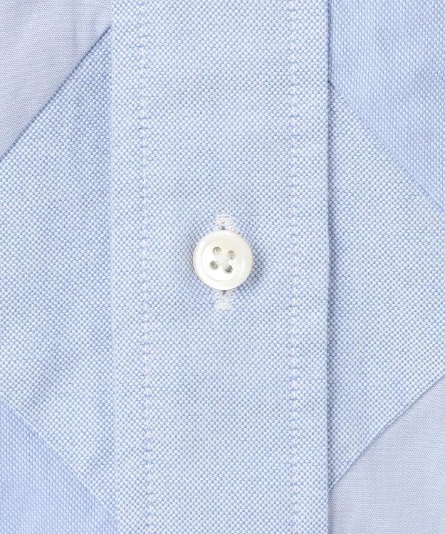 J.PRESS MEN OXポプリン アーガイルカット ボタンダウン シャツ