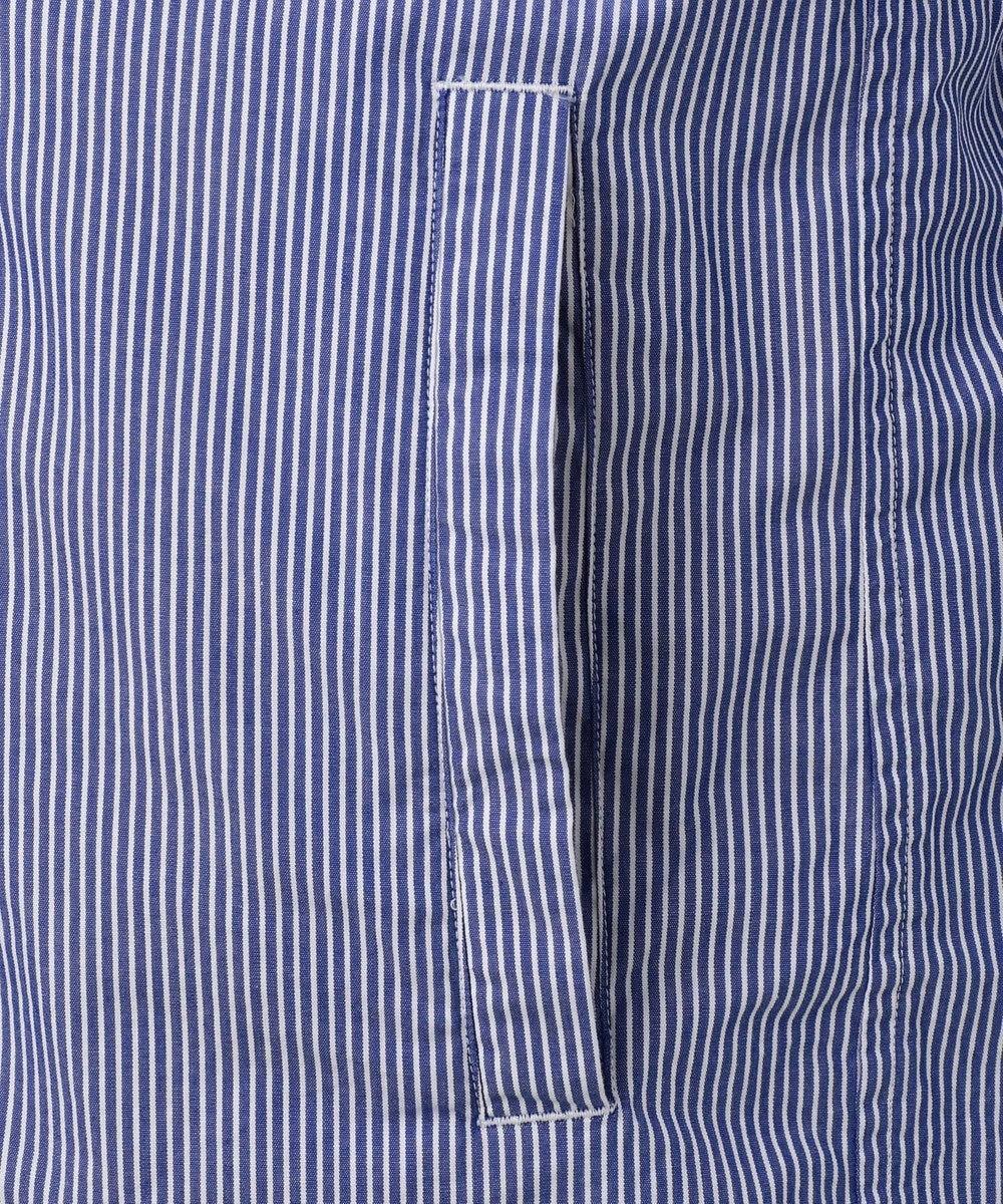 J.PRESS MEN 【カタログ掲載】リバーシブルシャツ ブルゾン ブルー系
