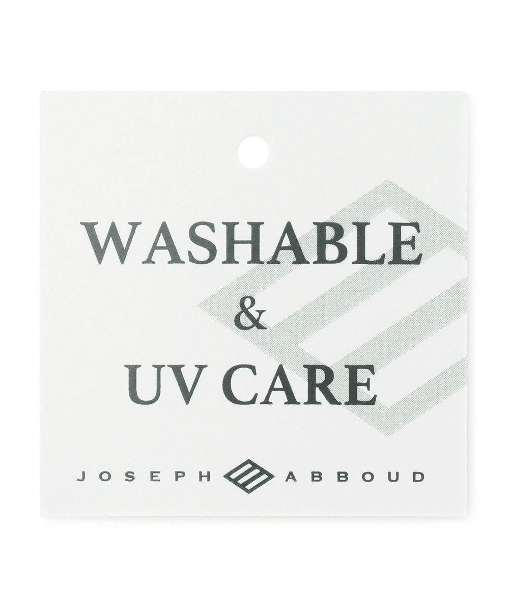 JOSEPH ABBOUD ウォッシャブルプレート ハット ネイビー系1