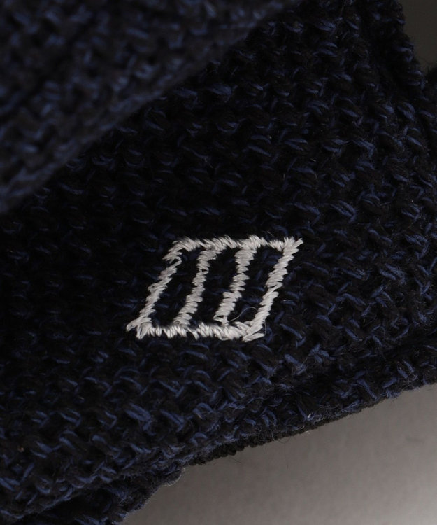 JOSEPH ABBOUD 【Made in Japan】ギマレノクロス ハンチング帽