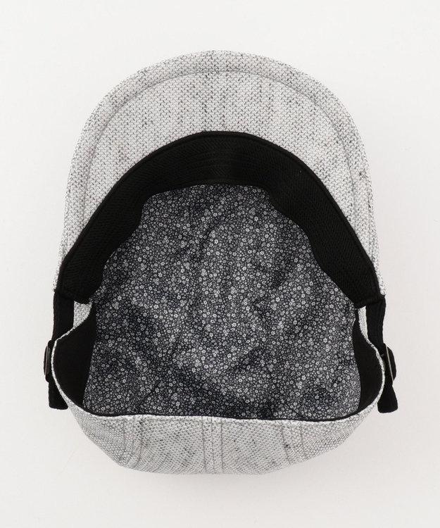 JOSEPH ABBOUD 【Made in Japan】リネンTOPラッセル ハンチング帽