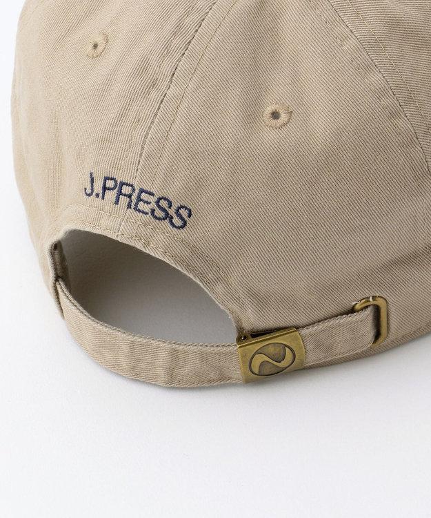 J.PRESS MEN 【一部店舗・WEB限定】J.PRESS HOUSE ブルロゴ キャップ