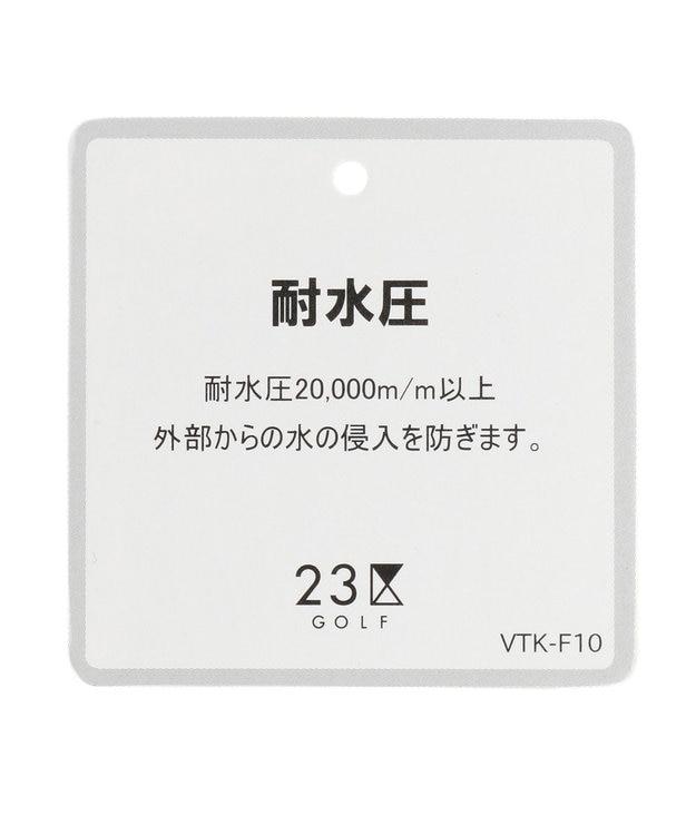 23区GOLF 【UNISEX】【撥水】レインキャップ