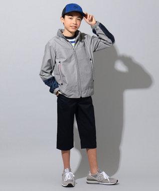J.PRESS KIDS 【KIDS雑貨】ラッセルメッシュ&メッシュ キャップ ブルー系