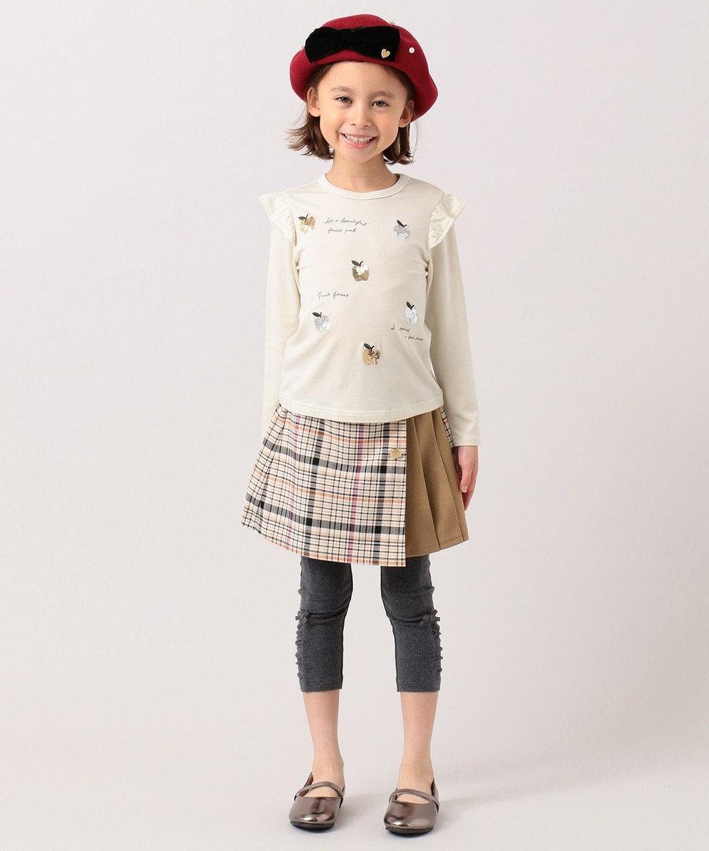 組曲 KIDS 【WEB限定】ベレー帽(KJ53) レッド系