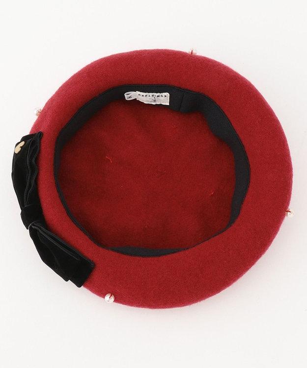 組曲 KIDS 【WEB限定】ベレー帽(KJ53)