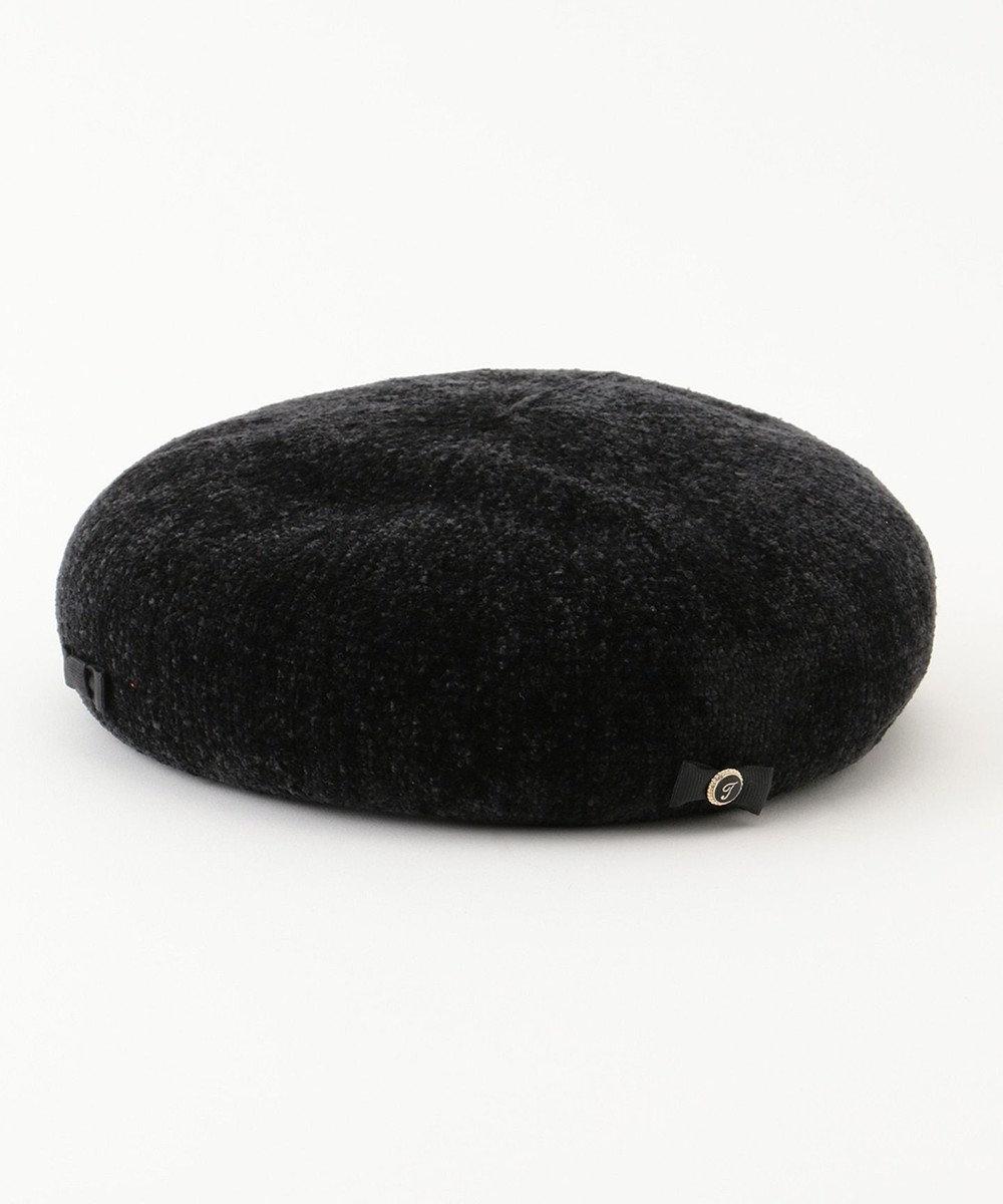 TOCCA BAMBINI 【54-56cm】モールベレー帽 チャコールグレー系