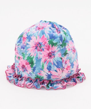 TOCCA BAMBINI 【KIDS雑貨】BloomingFlowers スイムキャップ ライラック系5