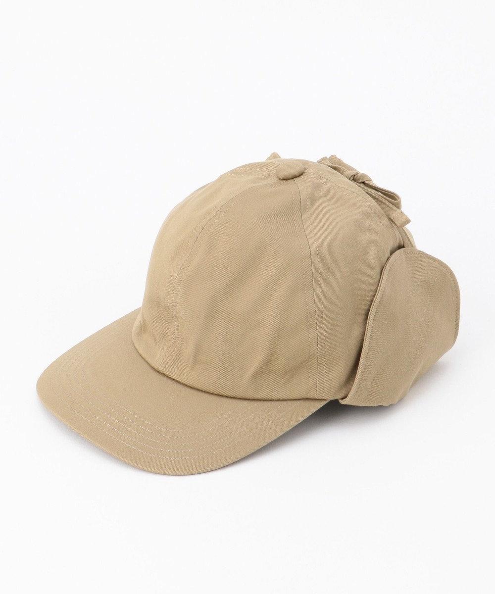SHARE PARK MENS UP CHINO DOGEAR CAP ベージュ系