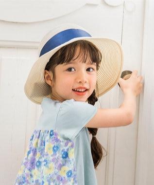 【52-56cm/洗える】たためて持ち運びに便利♪型崩れしにくい帽子