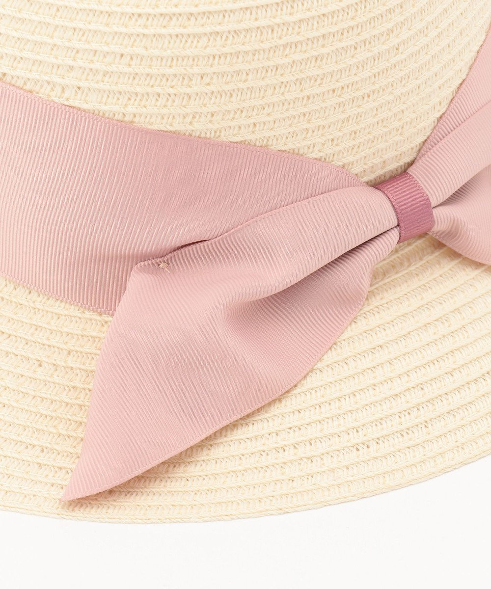 any FAM KIDS 【KIDS雑貨】洗える UVケア ブレード ハット ピンク系1