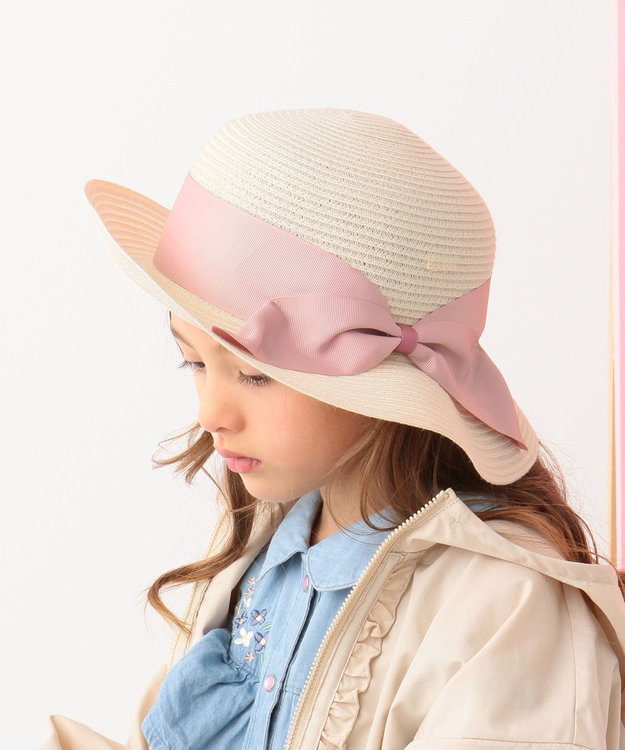 any FAM KIDS 【KIDS雑貨】洗える UVケア ブレード ハット