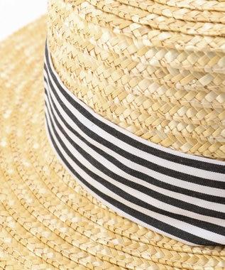 any FAM KIDS 【KIDS雑貨】カンカン帽 ハット ブラック系