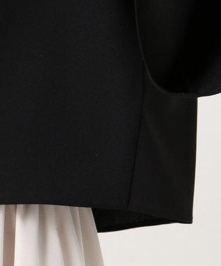 23区 【APPLAUDIR】ジョーゼットコンビ ボレロ ブラック系