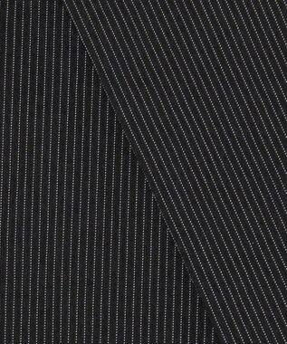 CK CALVIN KLEIN MEN 【セットアップ】ヘアライン ハイパーストレッチ ナイロン ジャケット ブラック系1