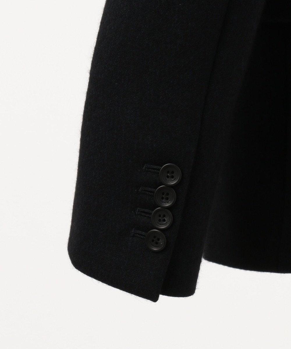 CK CALVIN KLEIN MEN 【セットアップ】プライヤーンハウンドトゥース ジャケット ネイビー系