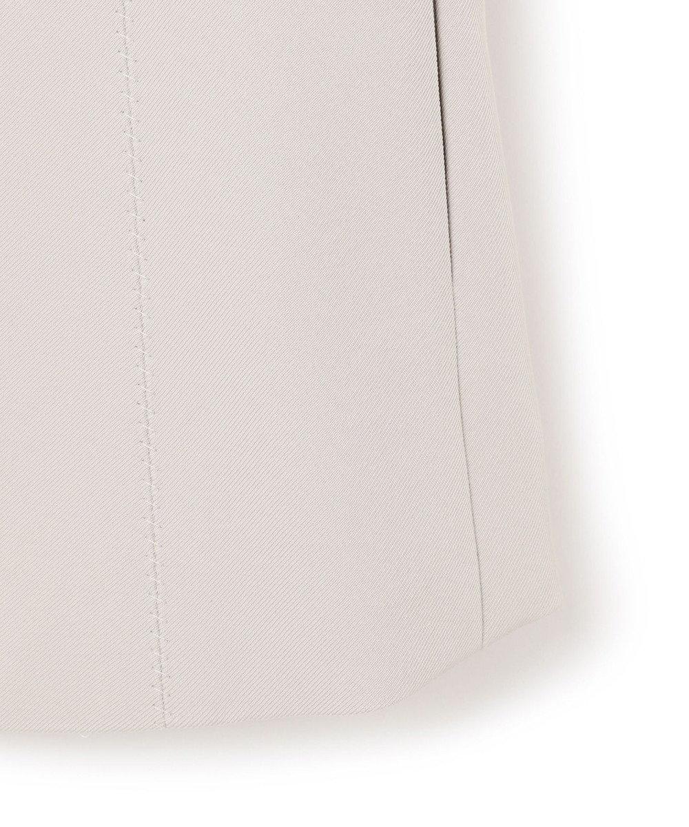 BEIGE, 【限定色あり】LUIZA / ノーカラージャケット [限定]L.Grey