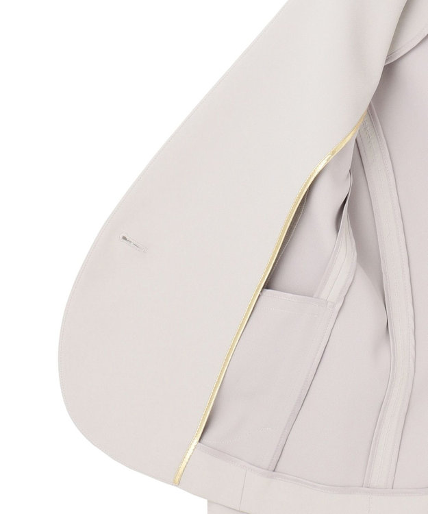 BEIGE, 【限定色あり】LUIZA / ノーカラージャケット