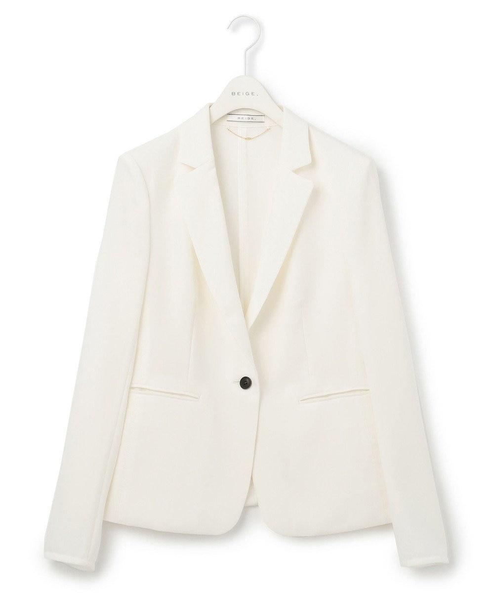 BEIGE, LAILA / テーラードジャケット ホワイト系
