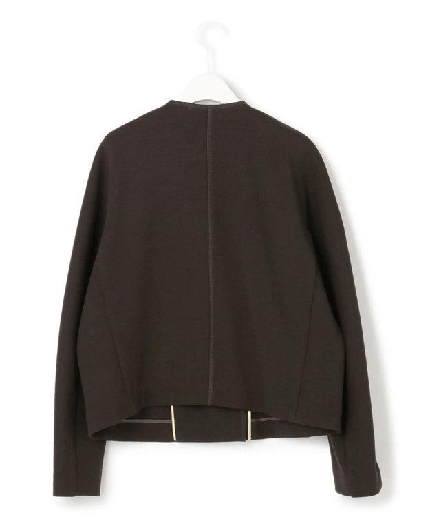 BEIGE, 【S-size】DURSLEY / ノーカラージャケット