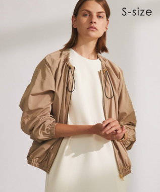BEIGE, 【S-size】BEZONS / ブルゾン Camel