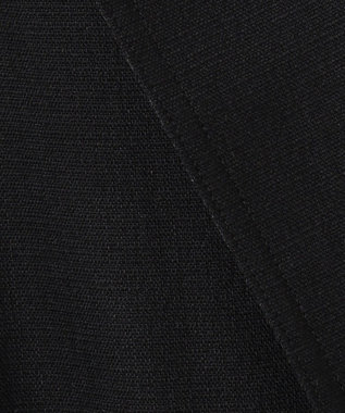 ICB 【浅見れいなさん着用】Synthetic Linen ジャケット ブラック系