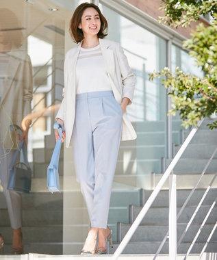 ICB 【浅見れいなさん着用】Synthetic Linen ジャケット ホワイト系