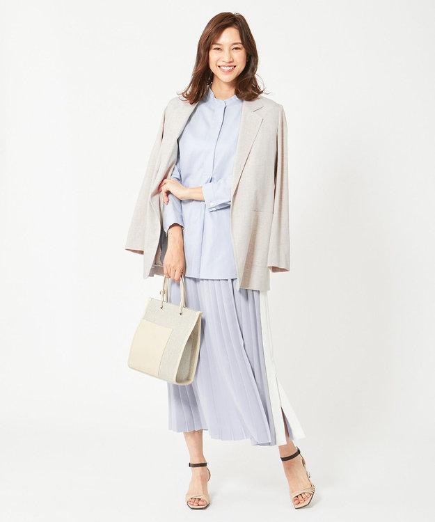ICB 【浅見れいなさん着用】Synthetic Linen ジャケット