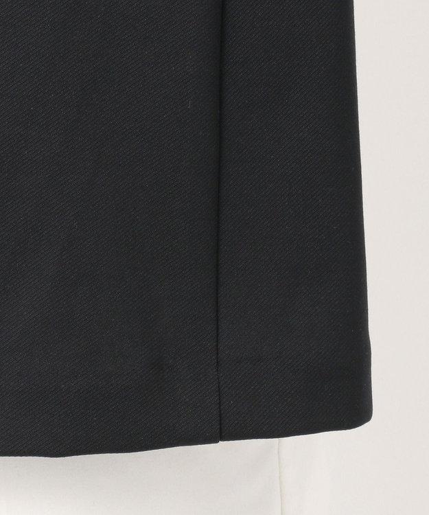 ICB 【洗える】Uneven Jersey ジャケット