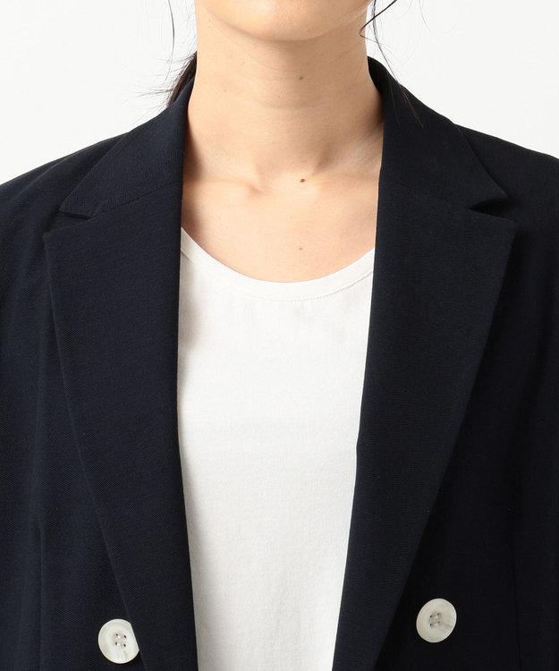 ICB L 【洗える】Twill Jersey ジャケット