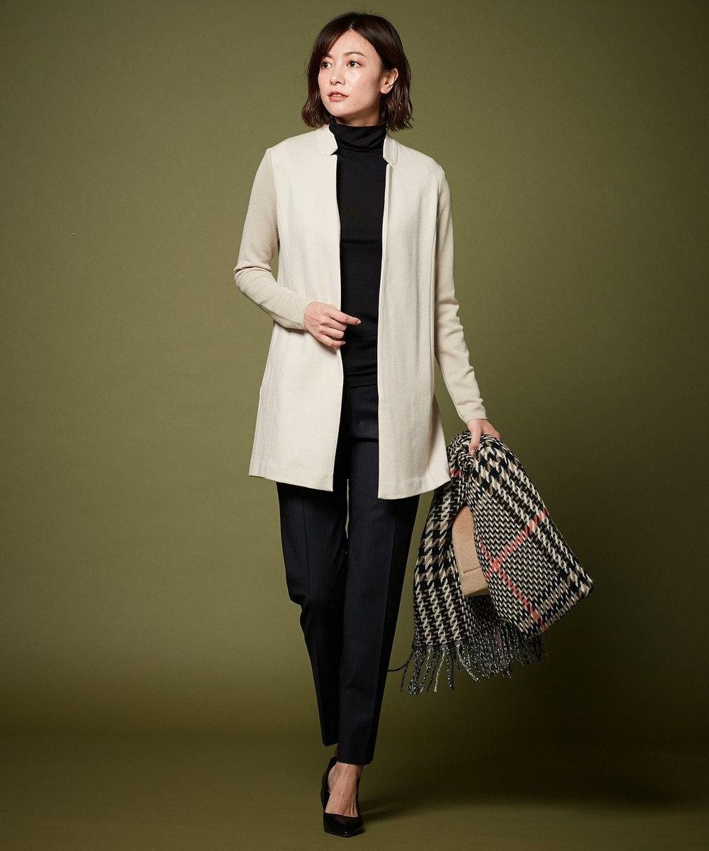 ICB 【毎年大人気】Wool Milled Jersey ライトアウター ベージュ系