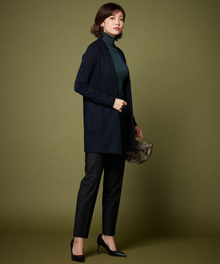 ICB 【毎年大人気】Wool Milled Jersey ライトアウター ネイビー系