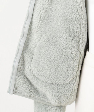 any FAM KIDS 【140-150cm】ネコポケット 両面フリース ブルゾン ミント