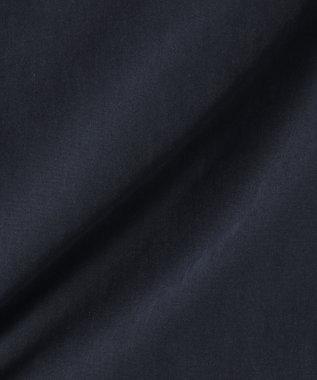 any FAM フーデッド マイクロピーチ ブルゾン ネイビー系