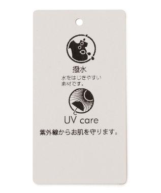 any FAM 【撥水加工】UVケア機能付き エアリータフタ ジャケット ライラック系