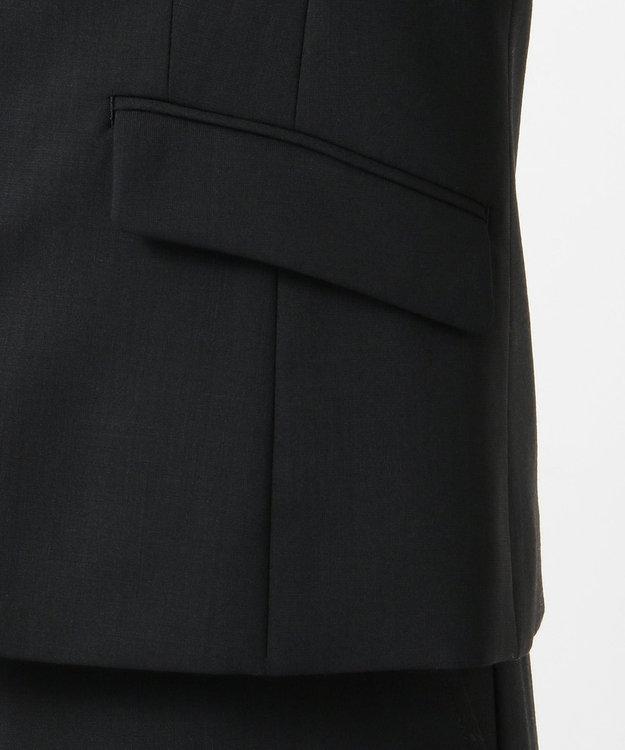 J.PRESS LADIES 【汚れにくい&シワになりにくい】テフロンカームスキン ジャケット
