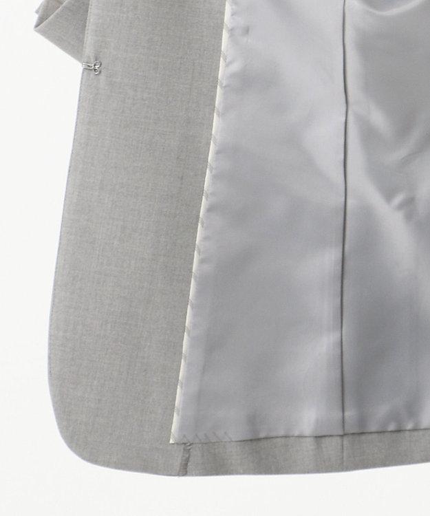 J.PRESS LADIES L 【WEB限定色あり】洗えるTRコンフォート ノーカラージャケット
