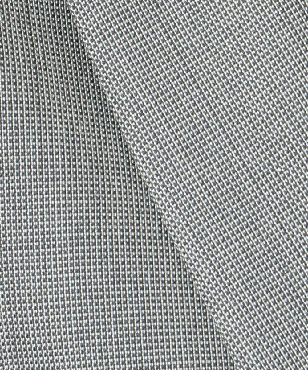 J.PRESS LADIES 【セットアップ対応】シルクレーヨンスーティング テーラードジャケット グレー系