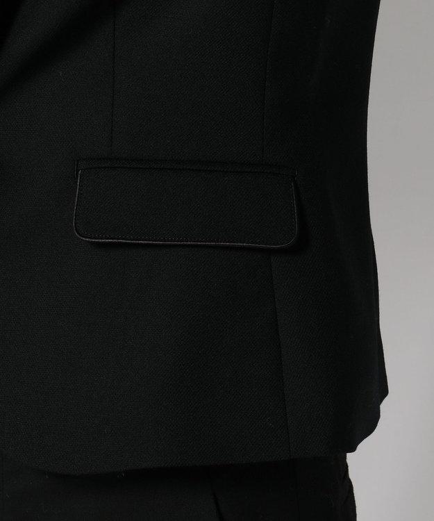 J.PRESS LADIES S シルクウールスーテイング テーラードジャケット