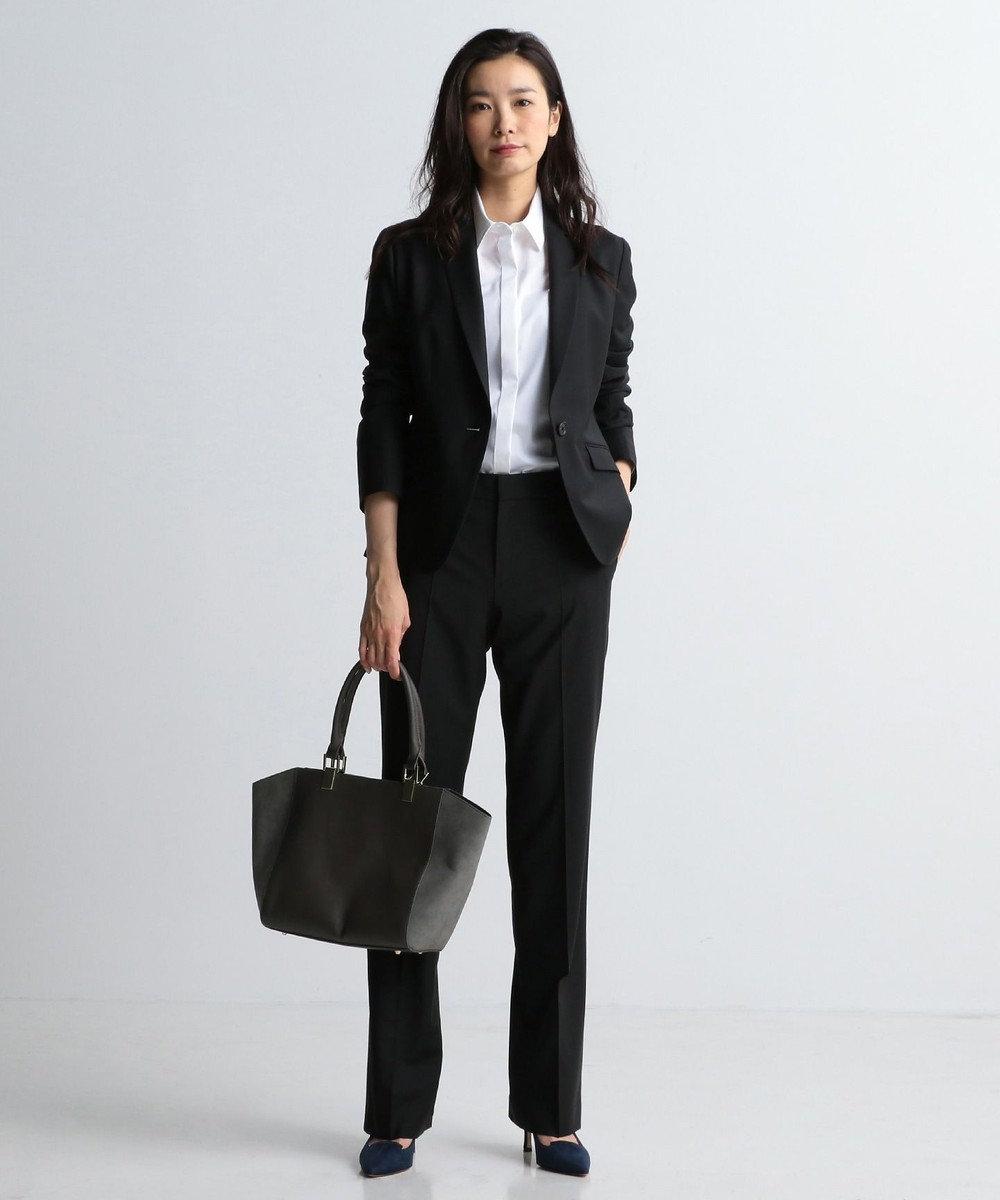 J.PRESS LADIES 【セットアップ対応】BAHARIYE テーラードジャケット ブラック系
