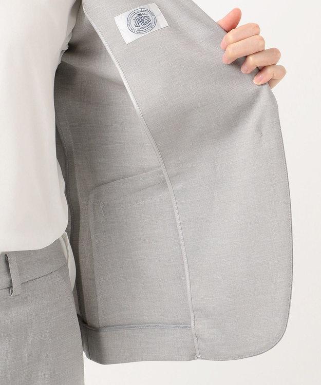 J.PRESS LADIES 【洗えるスーツ】FLAXASA テーラードジャケット