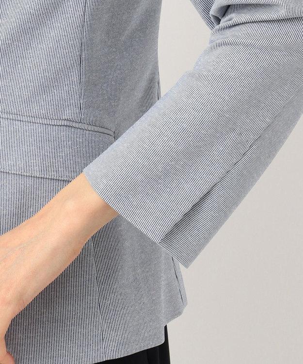 J.PRESS LADIES S 【吸水速乾】EVALETジャージー テーラードジャケット