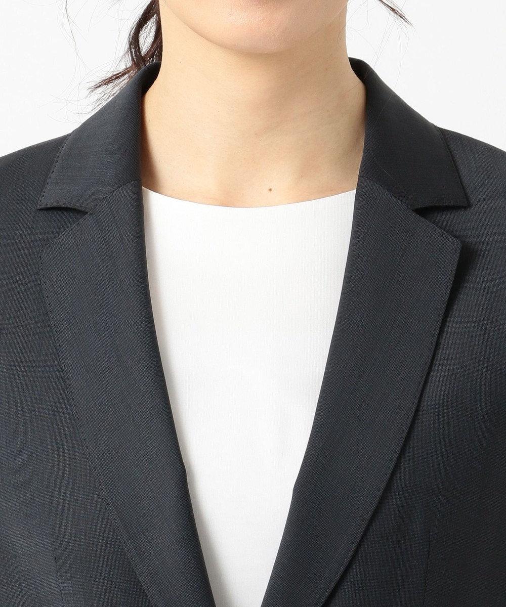 J.PRESS LADIES S 【スーツ対応】BAHARIYEネイビー テーラードジャケット ネイビー系
