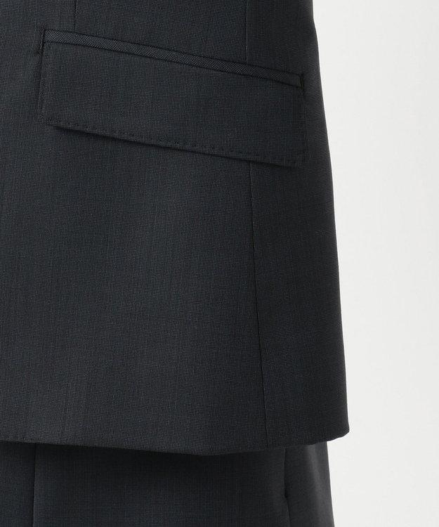 J.PRESS LADIES S 【スーツ対応】BAHARIYEネイビー テーラードジャケット