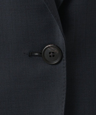 J.PRESS LADIES 【スーツ対応】BAHARIYE テーラードジャケット ネイビー系