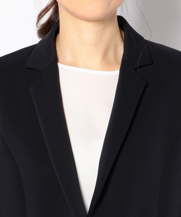 J.PRESS LADIES 【セットアップ対応】ヴィーナスダブルクロス テーラードジャケット