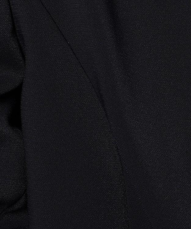 J.PRESS LADIES S 【セットアップ対応】ヴィーナスダブルクロス ノーカラージャケット